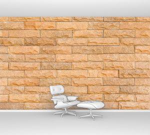 декоративная поверхность настоящей каменной стены