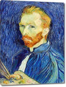 Ван Гог. Автопортрет с палитрой