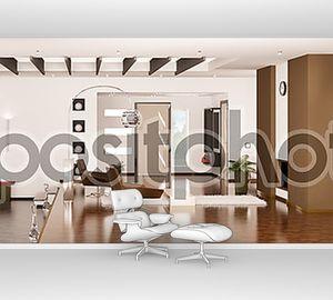 Панорама современных апартаментов