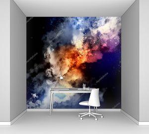 Космические облака