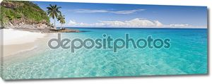 Остров, пляж и Лагуна