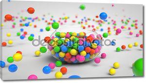 Чашу конфеты