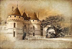 Замки Франции. Шомон