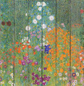 Густав Климт. Цветочный сад