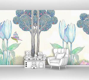Сказочные тюльпаны