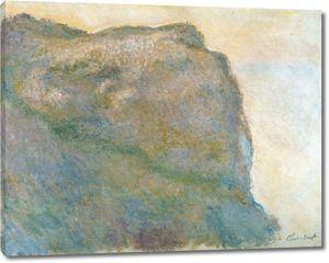 Моне Клод. Скалы в Пети Айли. 1896
