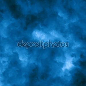 Аннотация голубой облака фона