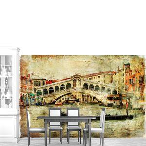Удивительная Венеция и мост Риальто