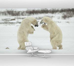 Боевые полярные медведи