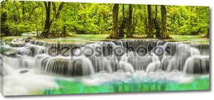 Пейзаж водопада, Таиланд
