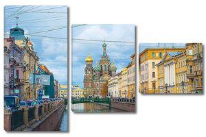 Грибоедова канала, Санкт-Петербург, Россия