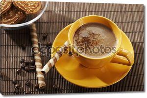 натюрморт кофе
