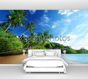 Пляж Сейшельских островов