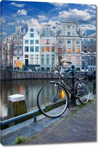 Типичный голландский пейзаж