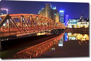 Шанхай Садовый мост