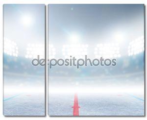 Ледового катка стадиона