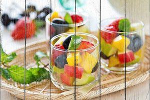 фрукты салат