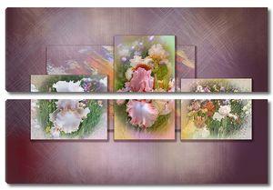 Картины с различными цветами