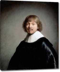 Рембрандт. Портрет Якоба III де Гейна