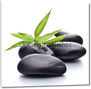 Zen галькой. Концепция Спа и здравоохранение камень.