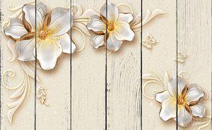 Цветочки с фарфоровыми лепестками