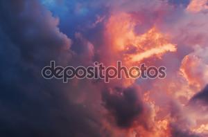 Рай находится в огне