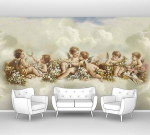 Ангелочки в небе