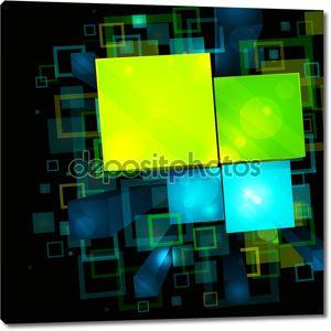 3-й абстрактный фон