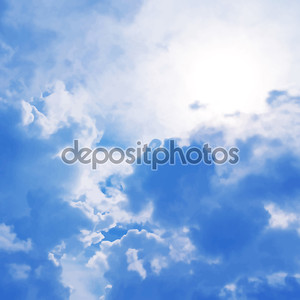 Облачный день