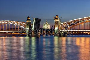 Петр (Большеохтинский мост большой)