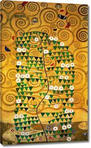 Климт Густав. Картон фриза дворца Стокле в Брюсселе