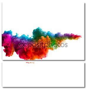 Радужные краски