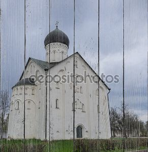 Старая Русская Православная Церковь Преображения на Ильина и