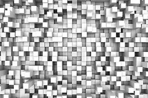 Абстрактный фон из небольших кубов