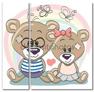 Любители медведи