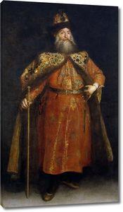 Карреньо де Миранда Хуан. Петр Иванович Потемкин, посол России