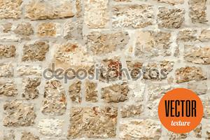 векторная каменная стенная структура средневековый фон