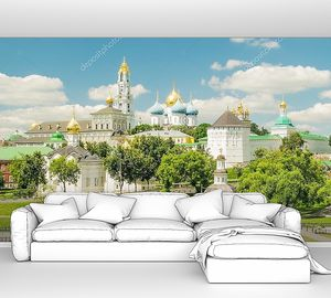 Троице-Сергиева - монастырь в Сергиев Посад Лавра
