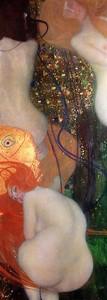 Климт Густав. Золотая рыбка