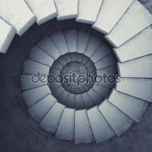 Спиральные лестницы
