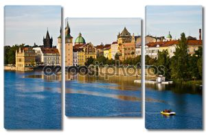 Прага и Влтавы