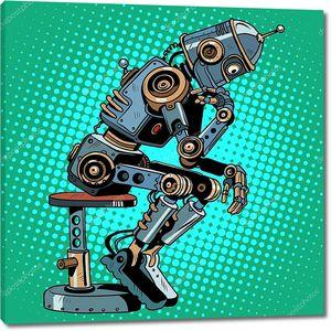 Робот-мыслитель