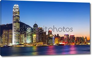 Гонконгский рассвет