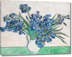 Ван Гог. Ирисы 1890