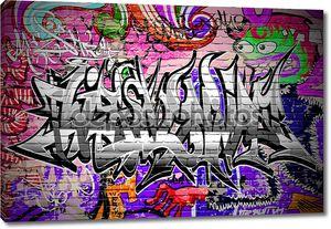 стенной вектор граффити городское искусство