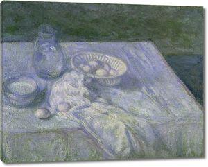 Клод Моне. Натюрморт с яйцами