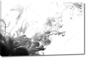 Абстрактный краски всплеск