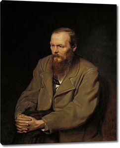 Василий Перов. Портрет Ф.М.Достоевского