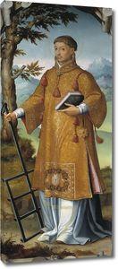 Корреа де Вивар Хуан. Святой Лаврентий