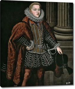 Гонсалес и Серрано Бартоломе. Эрцгерцог Леопольд, брат Филиппа III